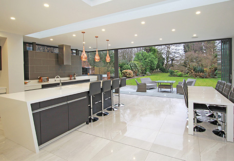 Liverpool Kitchen Extension